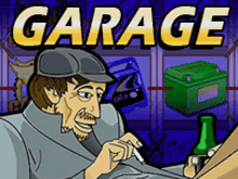 Garage слот